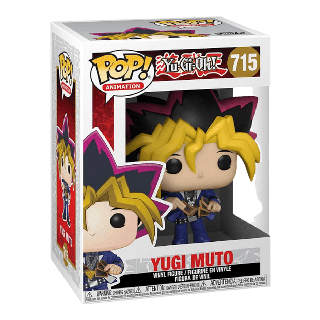 Yugi Muto Funko Pop Yu-Gi-Oh! 715