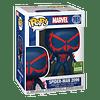Spiderman 2099 Funko Pop Marvel 761 ECCC 2021