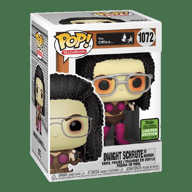 Dwight Schrute As Kerrigan Funko Pop Th Office 1072 ECCC 2021