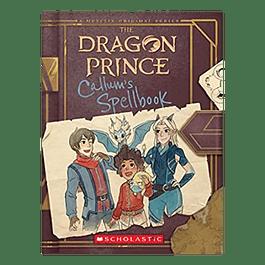 The Dragon Prince Callum's Spellbook