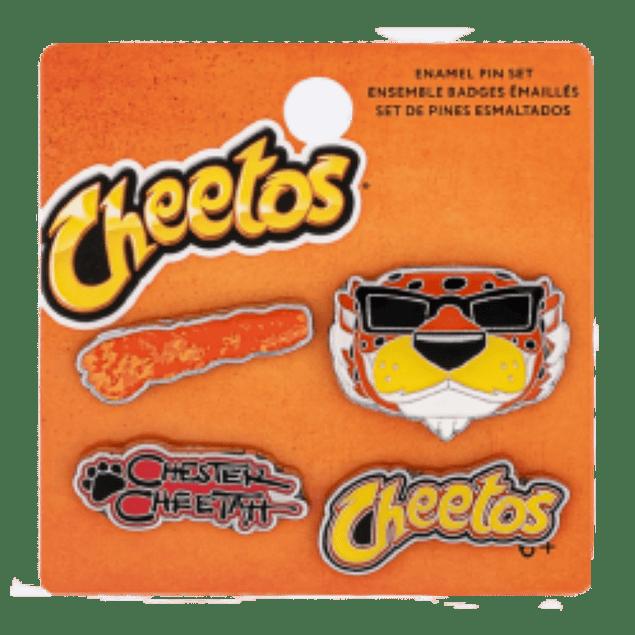 Funko Pin Set Cheetos