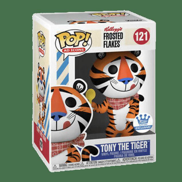 Tony The Tiger Funko Pop Kellogs 121 Funko Shop