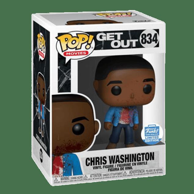 Chris Washington Funko Pop Get Out 834 Funko Shop