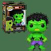 Hulk Funko Pop Black Light Marvel 822 Funko Shop