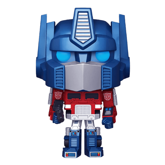 Optimus Prime Funko Pop Transformers 22 Amazon