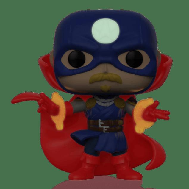 Soldier Supreme Funko Pop Infinity Warps 858 Amazon
