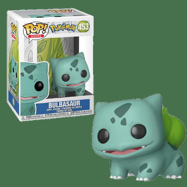 Bulbasaur Funko Pop Pokemon 453