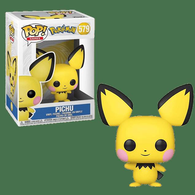 Pichu Funko Pop Pokemon 579