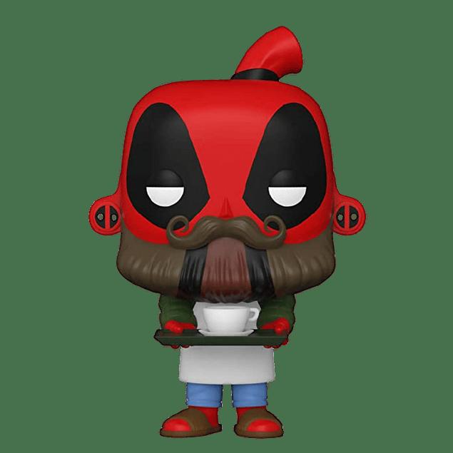 Barista Deadpool Funko Pop 775