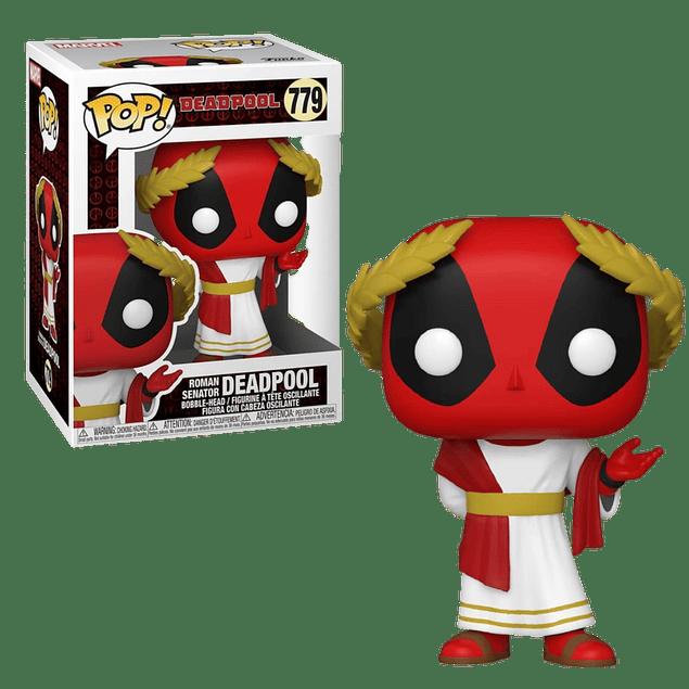 Roman Senator Deadpool Funko Pop 779