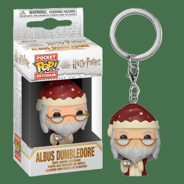 Albus Dumbledore Llavero Funko Pop Harry Potter