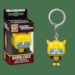 Bumblebee Llavero Funko Pop Transformers