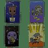 Marvel Asgardianos Separadores Magnéticos Para Libros