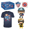 Funko Pop Marvel Collector Corps Year Of The shield