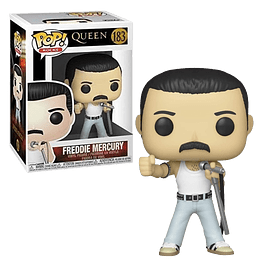 Freddie Mercury Funko Pop Queen 183