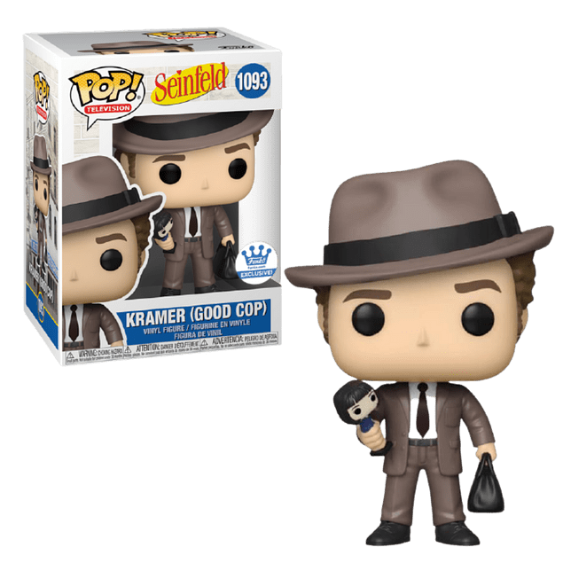Kramer Good Cop Funko Pop Seinfeld 1093 Funko Shop