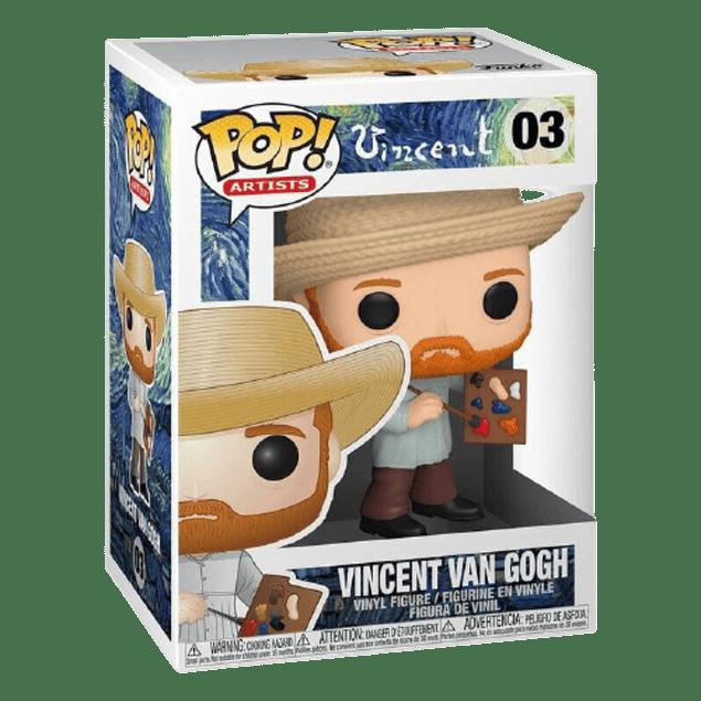 Vincent Van Gogh Funko Pop Artists 03