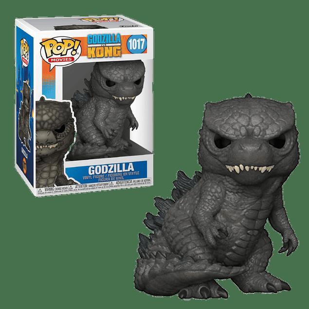 Godzilla Funko Pop Godzilla Vs Kong 1017