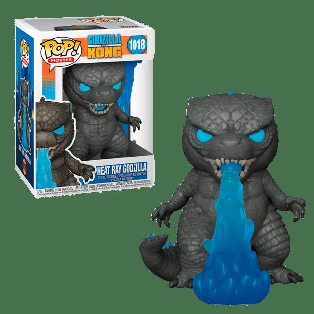 Heat Ray Godzilla Funko Pop Godzilla Vs Kong 1018