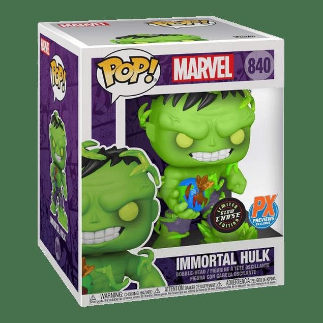 Immortal Hulk Funko Pop Marvel 840 Chase PX