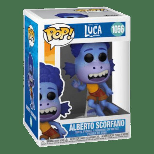 Alberto Scorfano Funko Pop Luca 1056