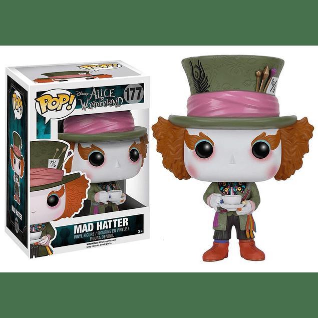 Mad Hatter Funko Pop Alice In Wonderland 177