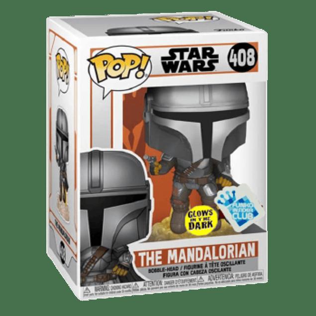 The Mandalorian Funko Pop Star Wars 408 GameStop