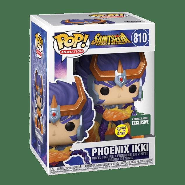 Phoenix Ikki Funko Pop Saint Seiya 8110 Barnes And Noble