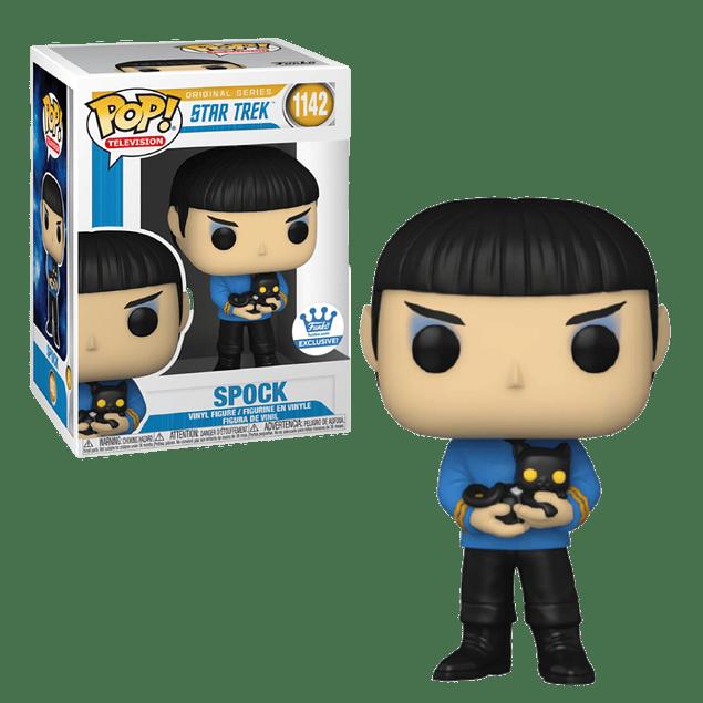 Spock Funko Pop Star Trek 1142 Funko Shop