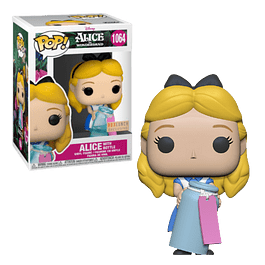 Alice With Bottle Funko Pop Alice In Wonderland 1064 BoxLunch