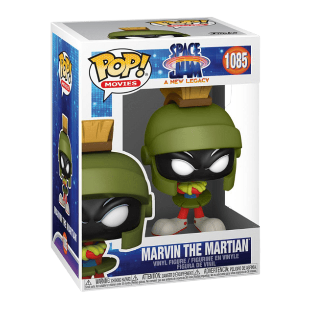 Marvin The Martian Funko Pop Space Jam 1085