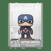 Captain America Funko Pop Die-Cast 01 Funkon 2021
