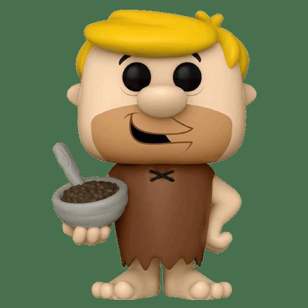 Barney Rubble With Cocoa Pebbles Funko Pop The Flintstones 120