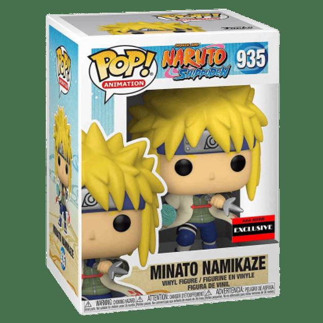 Minato Namikaze Funko Pop Naruto 935 AAA Anime