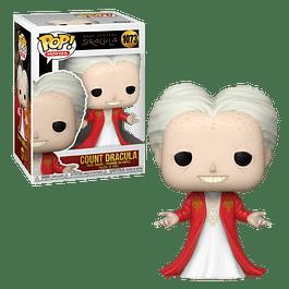 Count Dracula Funko Pop Dracula Bram Stoker 1073