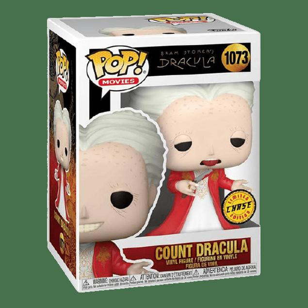 Count Dracula Funko Pop Dracula Bram Stoker 1073 Chase