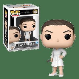 Diana Prince Funko Pop Zack Snyder Justice League 1124
