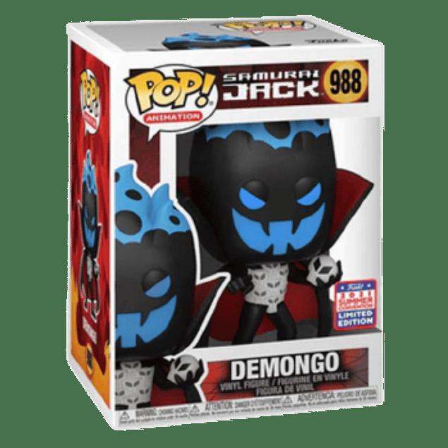 Demongo Funko Pop Samurai Jack 988 Funkon 2021