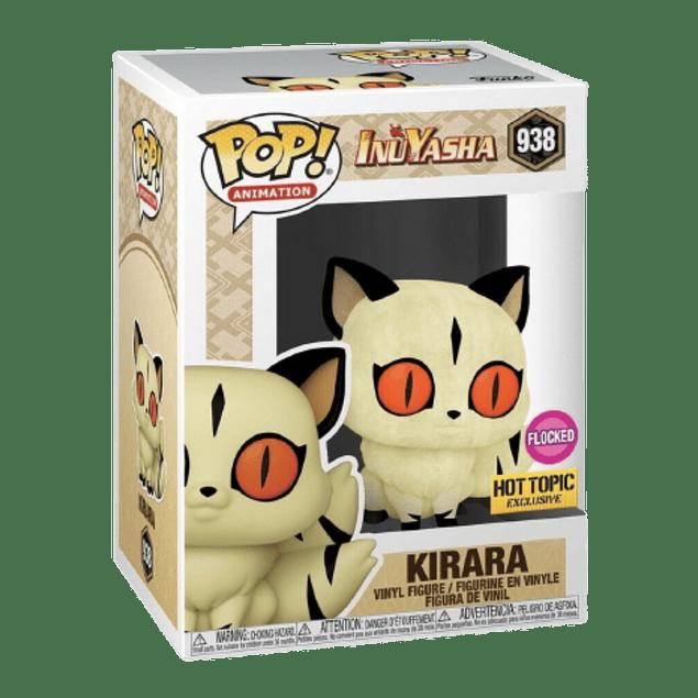 Kirara Funko Pop InuYasha 938 Hot Topic