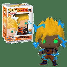 Super Saiyan Goku With Energy Chase Funko Pop Dragon Ball Z 865 PX