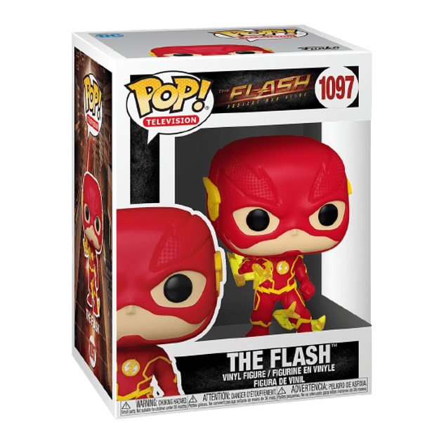 The Flash Funko Pop The Flash 1097
