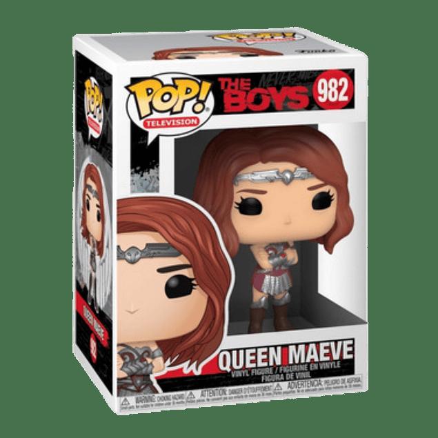 Queen Maeve Funko Pop The Boys 982