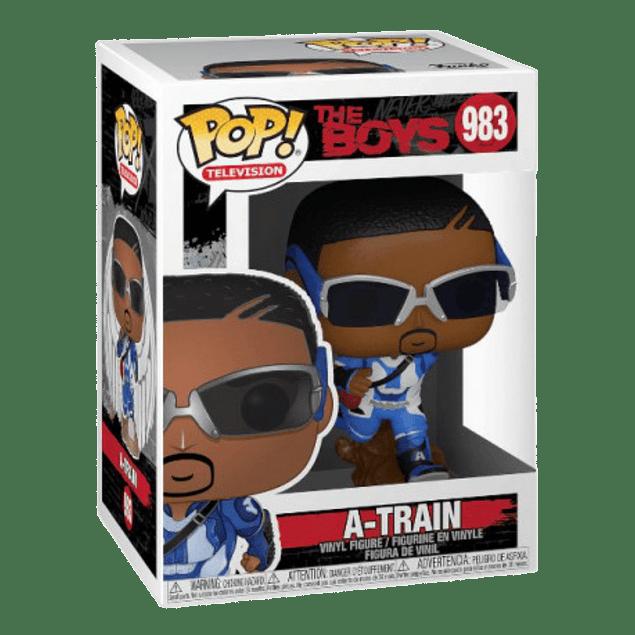 A-Train Funko Pop The Boys 983