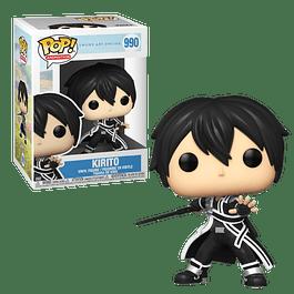 Kirito Funko Pop Sword Art Online 990
