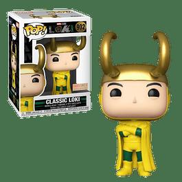 Classic Loki Funko Pop Loki 902 BoxLunch