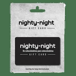 Gift Card Nighty-Night