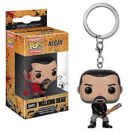 Negan Llavero Funko Pop The Walking Dead
