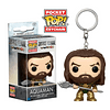 Acuaman Llavero Funko Pop Justice League
