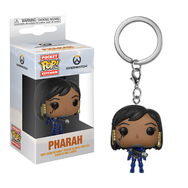 Pharah Llavero Funko Pop Overwatch