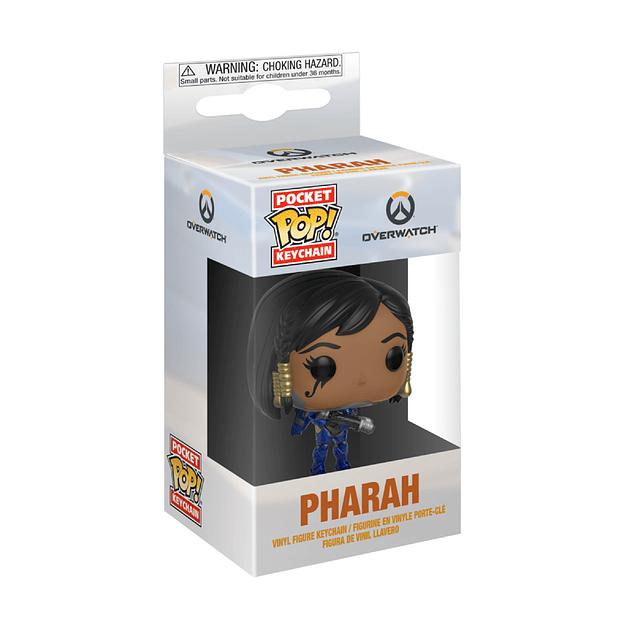 Pharah Llavero Funko Pop Overwatch